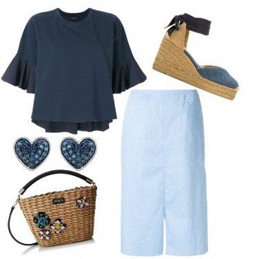 Outfit Ufficio Glam
