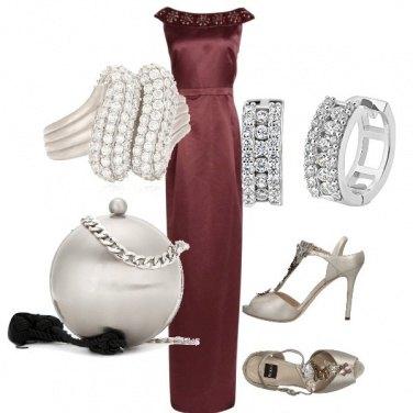 Outfit Invito elegante
