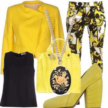 Outfit Yellowtime