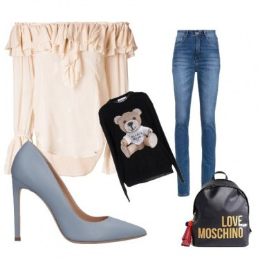 Outfit Teddy
