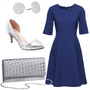 Outfit Cerimonia chic e low cost