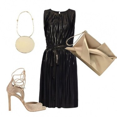 Outfit Glam-est-Chic