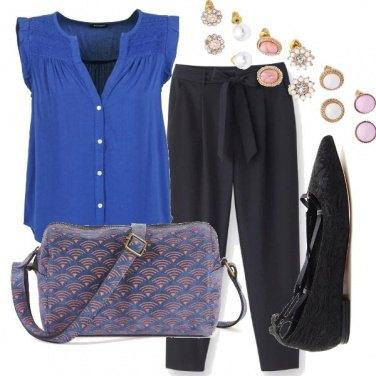 Outfit Comoda ed elegante per l\'ufficio