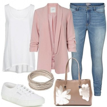 Outfit In chiaro