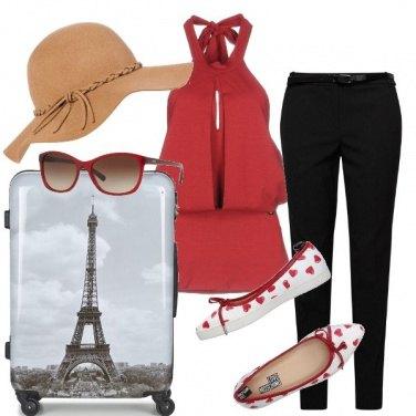 Outfit Parigi...arriviamo!
