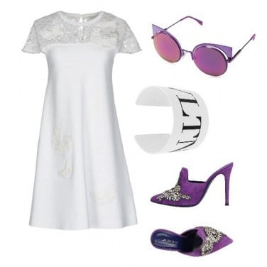 Outfit Violet