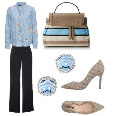 Outfit Chic #9120