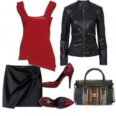 Outfit Sexy #1863