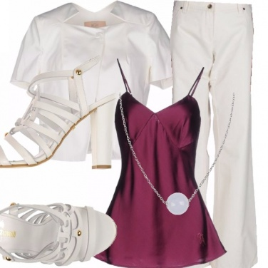 Outfit In bianco