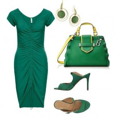 Outfit Amo gli smeraldi