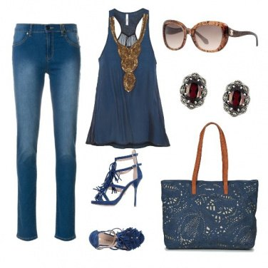 Outfit Etnico #2132