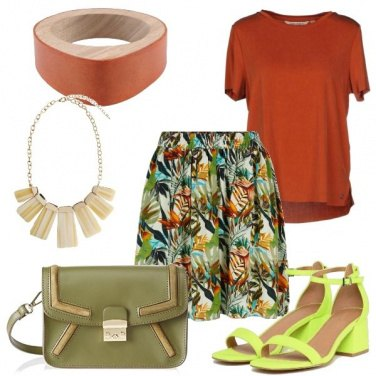 Outfit Etnico #2133