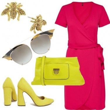 Outfit Trendy dai toni brillanti