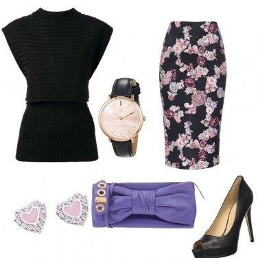 Outfit Tocco di Viola