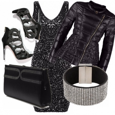 Outfit Night black