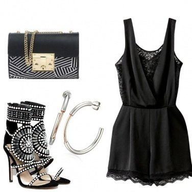 Outfit Sexy #1870