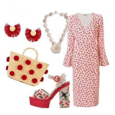 Outfit Trendy con l\'abito a portafoglio