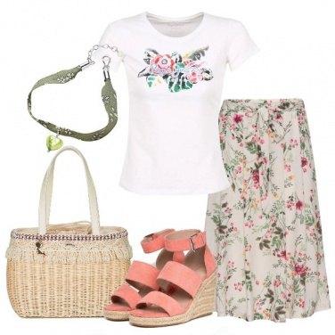 Outfit Una giornata a fiori