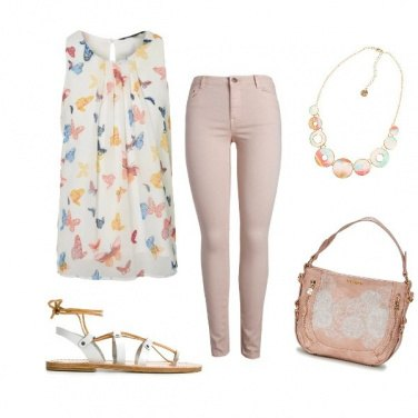 Outfit Farfallina