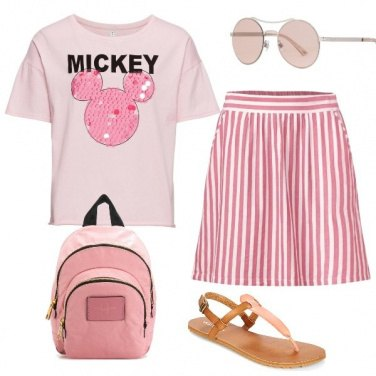 Outfit Passione pink