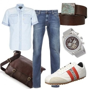 Outfit Casual con stile