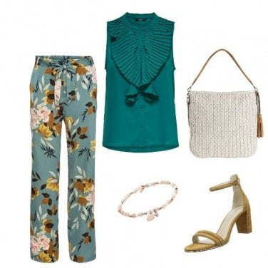 Outfit Green love