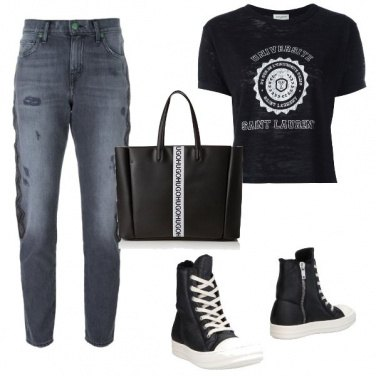 Outfit Urban #4466