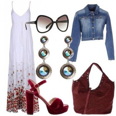 Outfit Settembre boho mood