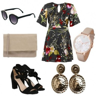 Outfit Estate floreale