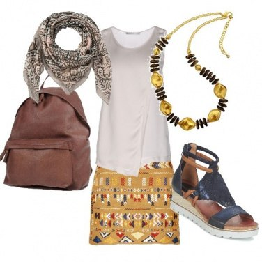 Outfit Etnico #2138