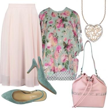 Outfit Inguaribile romantica!