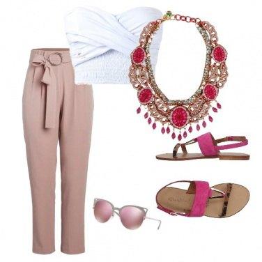 Outfit Barocco con stile