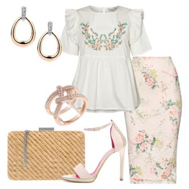 Outfit Dolci fiori