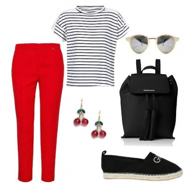 Outfit Basic #8990