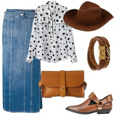 Outfit Etnico #2157