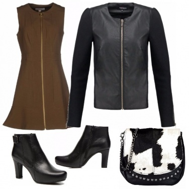 Outfit Metropolitan chic
