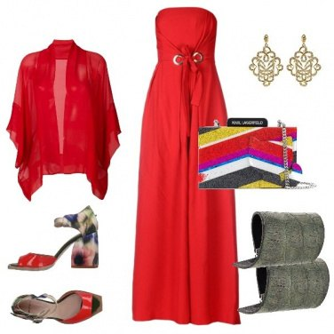 Outfit Midnight d\'agosto