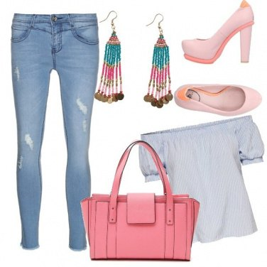 Outfit Pink passion