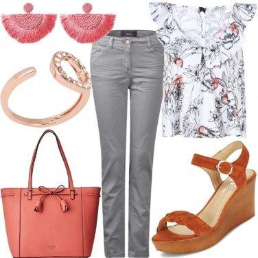 Outfit Blusa leggera