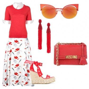 Outfit La gonna