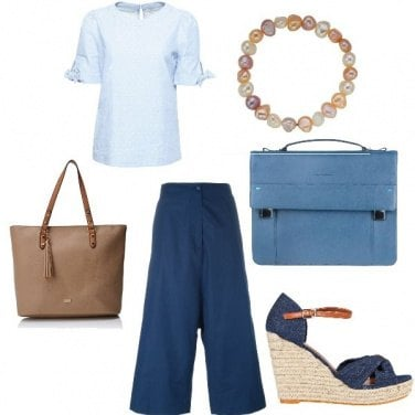 Outfit A lavoro con stile
