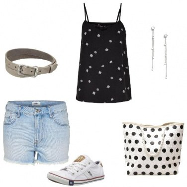 Outfit Urban #4479