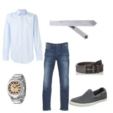 Outfit Casual #3243