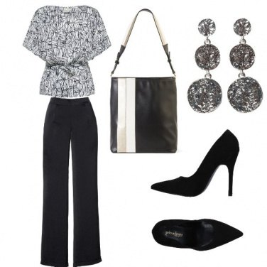Outfit Chic #9222