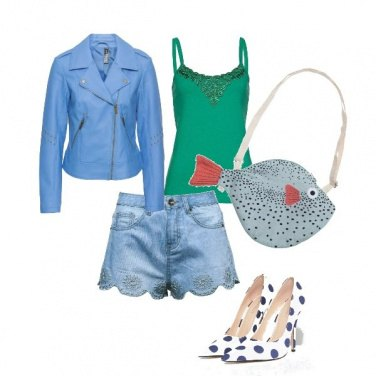 Outfit Bag & Shoes !