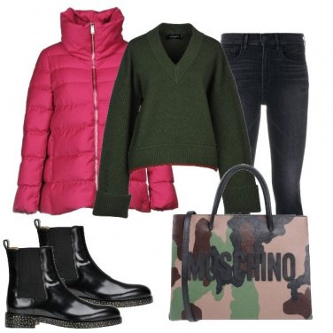 Outfit Urban #4480
