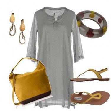 Outfit Senape