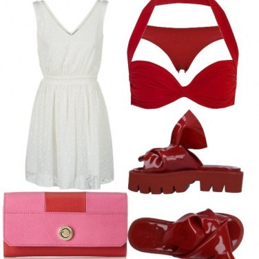 Outfit Red