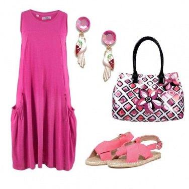 Outfit CMPS La vie en rose