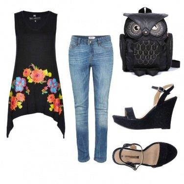 Outfit CMPS La civetta